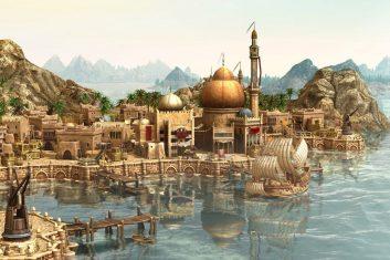 Screenshot aus Anno 1404 PC-Spiel
